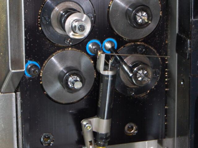 détecteur de bris d'outil 202 sur Esco Newmac